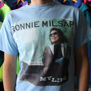 Ronnie Millsap My Life Band T-Shirt